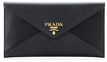 pradaPrada Leather Wallet