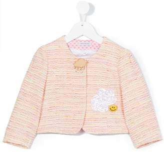 I Pinco Pallino tweed jacket