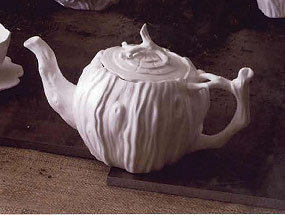 Roost Branch Teapot