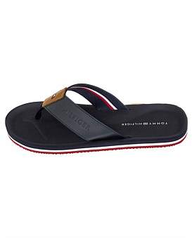 d16f7fd2e Tommy Hilfiger Blue Sandals For Men - ShopStyle Australia