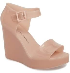 Melissa Mar Platform Wedge Sandal