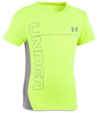 Under Armour Boys' Tech Logo Tee - Little Kid
