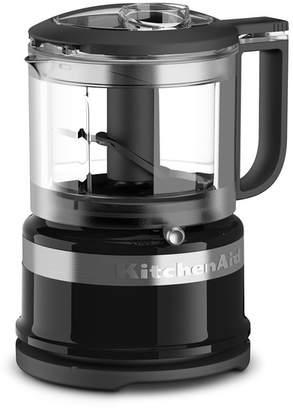 KitchenAid Onyx Black 3.5 Cup Food Chopper