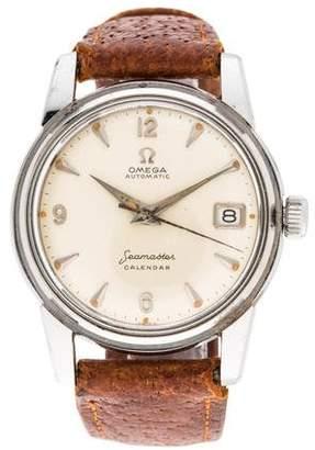 Omega Seamaster Calendar Watch