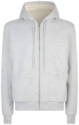 Sandro Zip Front Sweatshirt