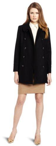 Kristen Blake Women's 10-Button Coat