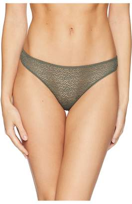 DKNY Intimates Modern Lace Thong Women's Underwear