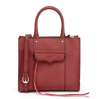 Rebecca Minkoff Red Mab Tote Mini Bag