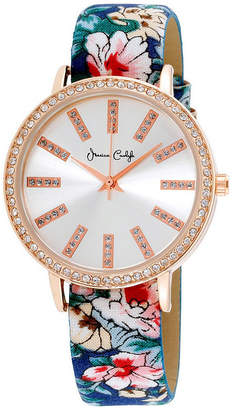 FASHION WATCHES Womens Multicolor Band Watch-In6024rg840-078