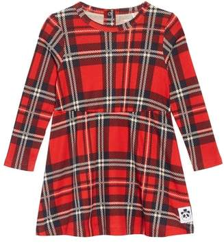 Mini Rodini Plaid Dress
