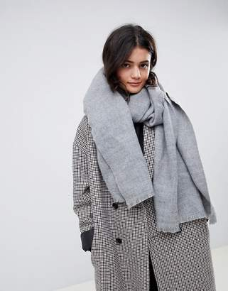 Asos Design DESIGN supersoft long woven scarf