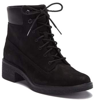 Timberland Brinda Leather Lace-Up Boot