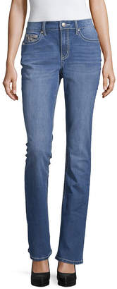 ZCO JEANS Love Indigo Butterfly Wing Flag Pocket Denim - Tall