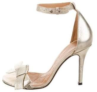 Isabel Marant Leather Strap Sandals