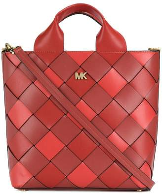 5a9bb6737d28 Michael Kors Red Handbags - ShopStyle