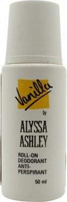 Alyssa Ashley Vanilla Deodorant Roll On 50mL