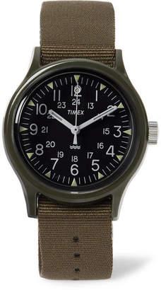 Timex Camper Mk1 Resin And Grosgrain Watch
