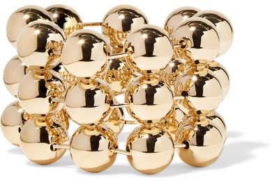 Balenciaga Balenciaga - Gold-tone Bracelet - S