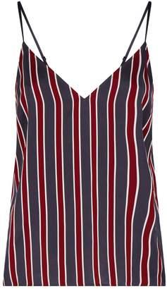Frame Stripe Camisole Top