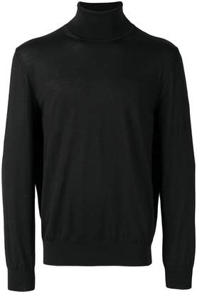 Ermenegildo Zegna turtle-neck fitted sweater
