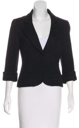 Chanel Structured Tweed Blazer