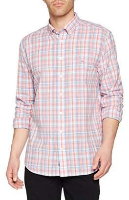 Gant Men's Indian Madras Casual Shirt,(Manufacturer Size: M)
