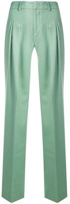 Pt01 wide-leg trousers