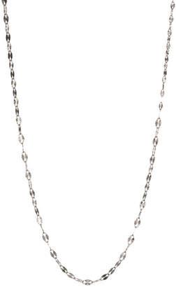 Lana 14K White Gold Single Strand Necklace