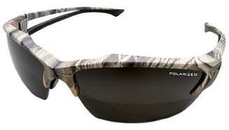 Edge Eyewear Khor Forest Camo frame 3-Lens Sunglasses Set