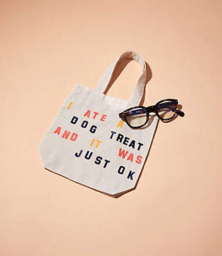 Lou & Grey Katie Kimmel Dog Treat Tote Bag