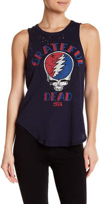Chaser Grateful Dead Jersey Tank Top