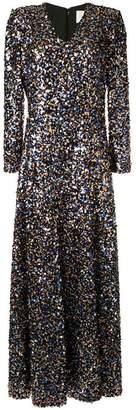Ingie Paris sequin long dress