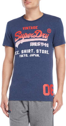 Superdry Faded Graphic Logo Tee