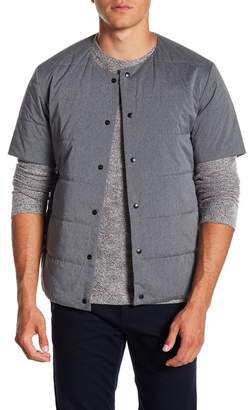 Theory Crusen Gilden Short Sleeve Jacket