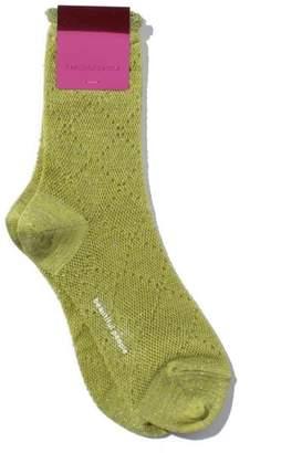 Beautiful People (ビューティフル ピープル) - ビューティフルピープル argyle lace sock