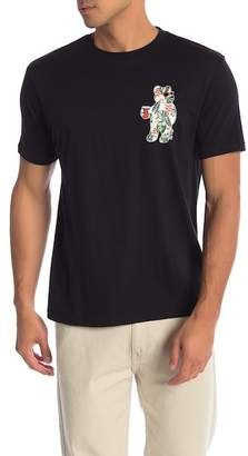 Riot Society Tropical Bear Graphic Tee