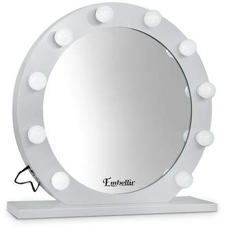 Dwellhome LED Make-Up Mirror with Frame