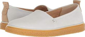 Ecco Women's Women's CrepeTray Slip On Loafer