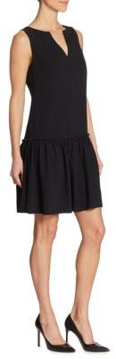 Trina Turk Yarrow Drop-Waist Dress $258 thestylecure.com