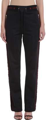 Givenchy Velvet Stripe Side Jogger Pants