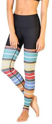 Yoga Democracy Cable Knit Leggings