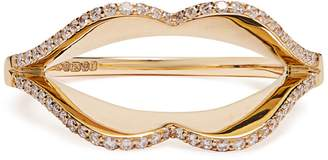 RAPHAELE CANOT OMG! diamond & yellow-gold ring