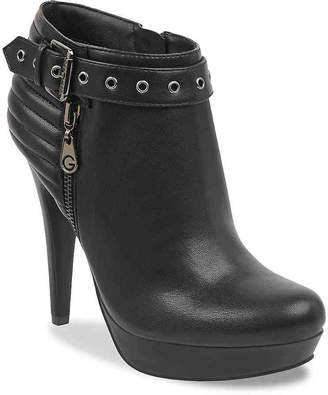 G by Guess Dillyn Platform Bootie - Women's