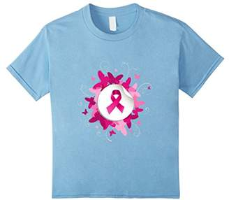 Pink Ribbon Hope Breast Cancer Awareness T-Shirt