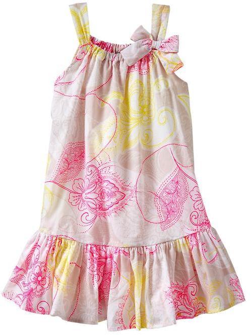 Gap Neon printed dress