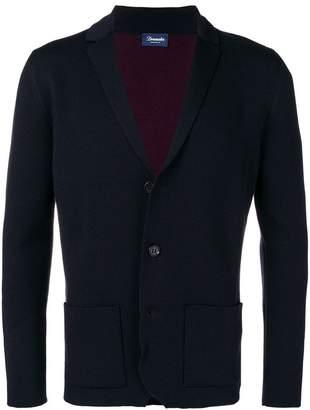 Drumohr knitted blazer