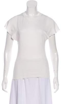Louis Vuitton Fitted Cap Sleeve T-Shirt