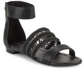 Tahari Dorm Ankle Strap Sandals