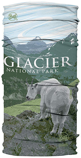 National Parks 'Glacier' UV Multifunctional Headwear
