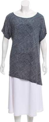 MICHAEL Michael Kors Printed Short-Sleeve Tunic